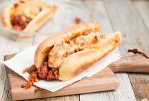 Hot Dog au chili