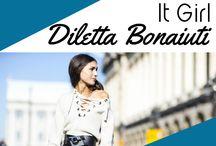 Diletta Bonaiuti / Una nueva it girl con la que inspirarse. Estilo sencillo pero resultón. Os presento a Diletta Bonaiuti -> http://chezagnes.blogspot.com/2017/03/chez-diletta-bonaiuti.html . . #ChezAgnes #itgirl #fashion #moda #DilettaBonaiuti #inspiration #newpost #fashionblogger