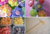 Słodkie bukiety