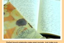 Writers and their Journals