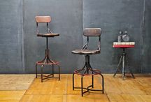 Industrial design - Furnitures