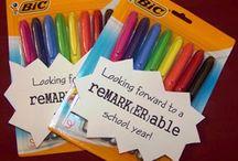 Teacher Gifts / by Heidi Hellstrom