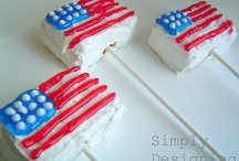 Holidays :: 4th of July / Star Spangled banner crafts and other ways to celebrate 4th of July.