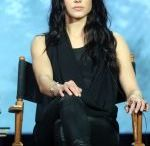 MARIE AVGEROPOULOS at The  Panel at  Winter TCA Tour in Pasadena
