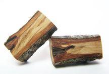Cufflinks by goosmann design / Hand made premium wooden cufflinks by goosmann design
