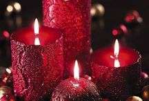 Candles / by Janice Hutchinson