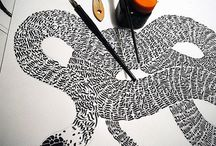 Typo&Calligraphy / Ideas and designs for typography and calligraphy