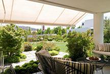 Mundo Hunter Douglas TOLDOS / En el Mundo Hunter Douglas podrás encontrar los diferentes tipos de cortinas, persianas y toldos, como una alternativa o solución para tus espacios. #desing #house #style #spaces #decoration #business #solutions #home #fashion