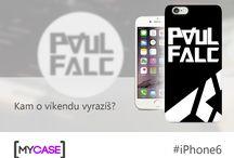iPhone 6 / Nech se inspirovat originálními kryty na iPhone 6! Začni tvořit na www.mycase.cz