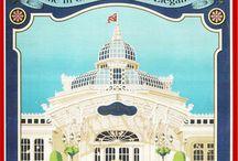 TOKYO DISNEY RESORT Posters  / 東京ディズニーリゾート ポスター / #東京ディズニーリゾート ポスター #Tokyo_Disney_Resort #Tokyo_Disney_Land #Tokyo_Disney_Sea