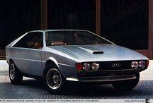 Audi concept & prototype