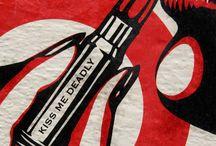 Shepard Fairey / by June Bug