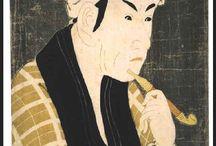 4 Ukiyo-e: Toshusai Sharaku