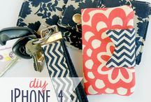 Sewing / Cell phone case