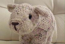 Crochet Afrikan Flower's