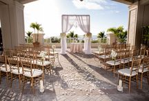 Sunset Terrace Ceremony / by Marco Beach Ocean Resort