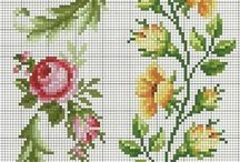 Crosstitch şablon