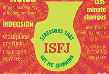 ISFJ / by Candis Ford