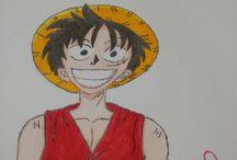 meus desenhos / passo a passo de como fazer um desenho anime, toda semana desenhos novos