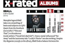 From Listen to the Lyrics to Life's Quest / 8 Ball is releasing Life's Quest 7/24 http://ow.ly/c8TJK Music, Video, Photos, and more of 8 Ball