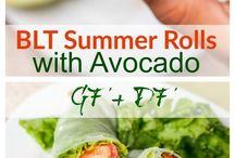 Summer foods 2017