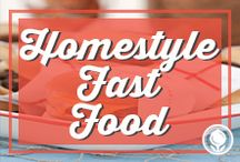 Homestyle Fast Food