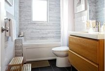 Interiors / bath. / Beautiful bathrooms