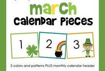 Teaching: Calendar