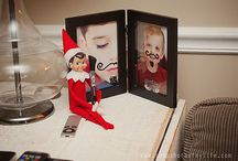 Twinkle - Our Elf on the Shelf / by Candice Grantham-Wallace