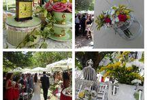 Alice in wonderland wedding / Italian alice in wonderland wedding
