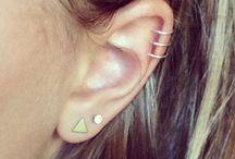 double piercing / by Jen S
