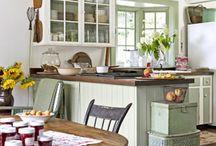 Kitchens / Kitchens, kitchens, kitchens! / by The Finished Room
