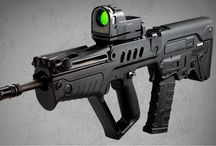 TAVOR bullpup wish list / by Sam Maddox