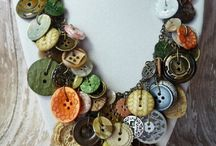 Buttons Jewelry