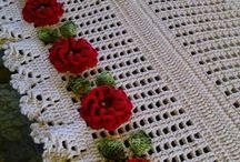 crochê - decoração