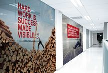 Inspiration Office Branding