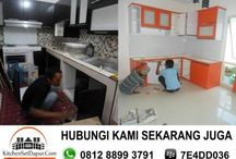 kitchen set tanggerang, kitchen set bsd, kitchen set bintaro
