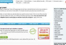 sms lån / Her på Pengepungen.dk har vi samlet de bedste online lån udbydere i Danmark hvor du kan låne penge indenfor 15 minutter helt anonymt alle dage døgnet rundt.