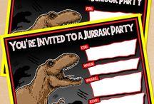 Jurassic park party