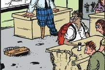 Comics in the Classroom / by GoComics