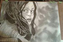 Life is Art - moje prace. / https://www.facebook.com/LifeIsTheArtOfDrawing/
