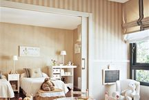 Girls bedroom conversion