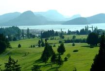 Golf / À Rimouski, on aime le golf! Quatre terrains de golf à moins de 30 minutes du centre-ville!
