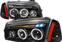 Dodge Charger Aftermarket Headlights / Dodge Charger Aftermarket Headlights by Auto Light Pros http://www.autolightpros.com/dodge-charger-headlights.html