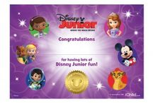 Disney Junior / Activities based on seven Disney Junior shows including: Doc McStuffins, Miles from Tomorrow, Sofia the First, The Lion Guard, Goldie & Bear, Captain Jake and the Never Land Pirates and Mickey Mouse Clubhouse.  ..let the magic begin!   / by iChild.co.uk