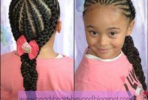 Braids / by Theresa Kearns-Cooper