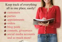 Home Business Planner / Finally... a planner that also organizes your business and your blog! www.myhomebusinesslife.com