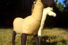 stuffed horse patterns