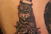 Tattoo staffff