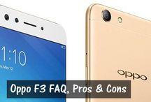 Oppo F3 FAQ, Pros & Cons